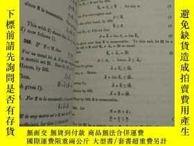 二手書博民逛書店THE罕見THEORY OF FUNCTIONS OF REAL VARIABLES 第二卷實變函數Y3057