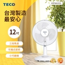 TECO東元 12吋機械式桌扇 XYFX...