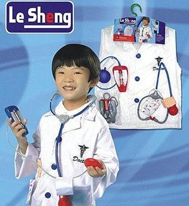 【醫生裝扮服】兒童職業裝扮服裝萬聖節.聖誕節.舞會表演角色扮演道具
