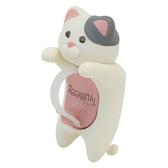日本 zoonimal light 動物牧場 LED警示燈/手電筒/單/車前燈/車尾燈/腳踏車燈(USB充電式)-Cate凱特貓