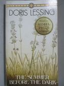 【書寶二手書T1/原文小說_NSW】The Summer Before the Dark_Lessing, Doris May
