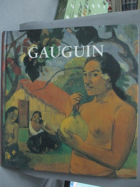 【書寶二手書T6/藝術_PFL】Gauguin_Confidential Concepts