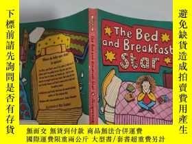 二手書博民逛書店the罕見bed and breakfast star 床和早餐之星.Y200392