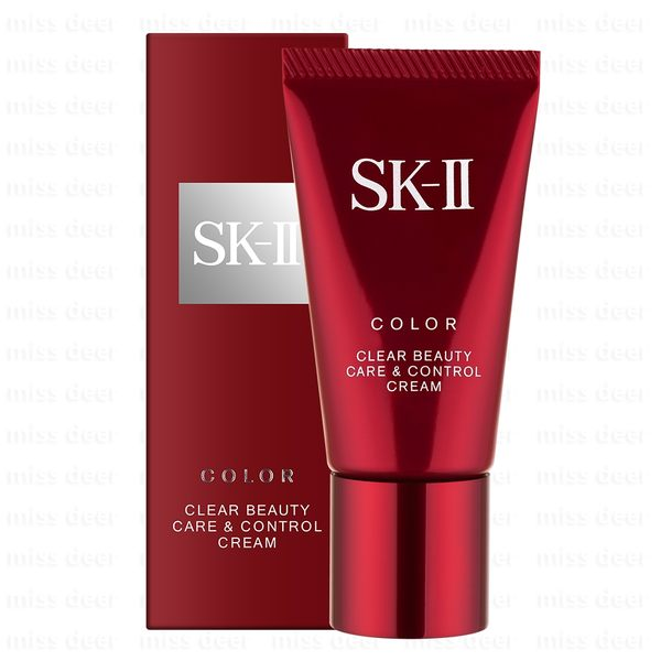 SK-II 上質光.晶透柔潤保養隔離霜25g(即期良品)