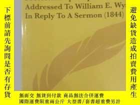 二手書博民逛書店Letters罕見On The Ministry,Ritual