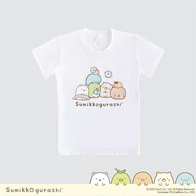 PG美人網.角落小夥伴 相聚時刻 舒柔涼感短袖T恤 G151*╮1色 $390