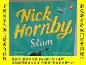 二手書博民逛書店尼克·霍恩比罕見Nick Hornby : Slam (Peng