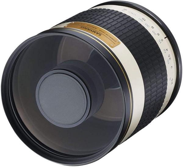 SAMYANG MIRROR 500mm F6.3 DX 動對焦 望遠反射鏡 T接環【公司貨】
