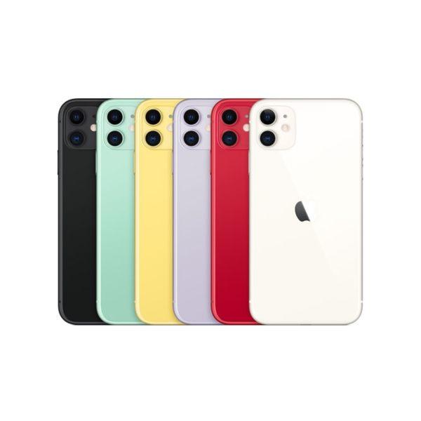 【新機預訂】iPhone 11 128GB【加贈三大好禮】