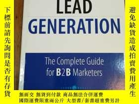 二手書博民逛書店Maximizing罕見Lead Generation: The Complete Guide for B2B M