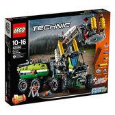 樂高積木 LEGO 2018《 LT42080 》Technic 科技系列 - 伐木機械車╭★ JOYBUS玩具百貨