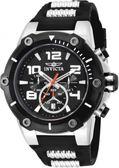 瑞士INVICTA手錶-Speedway賽道系列 三眼計時腕錶 石英錶 17202瑞士錶 男士手錶 英威塔男錶
