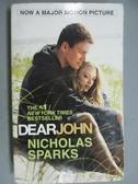【書寶二手書T3/原文小說_GIA】Dear John_Nicholas Sparks