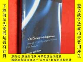 二手書博民逛書店Film罕見Discourse Interpretation:
