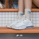 IMPACT Nike W Air Max 270 React 奶茶色 杏色 米色 氣墊 女鞋 CJ0619-102