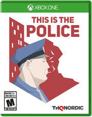 X1 This Is the Police 身為警察(美版代購)