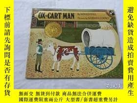 二手書博民逛書店Ox-Cart罕見ManY8204 Donald Hall(唐納德·赫爾) 著;Barbara Cooney