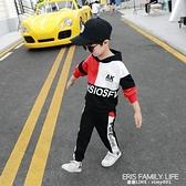 男童秋裝套裝2020新款韓版兒童寶寶帥氣春秋3-8歲5運動洋氣兩件套 艾瑞斯