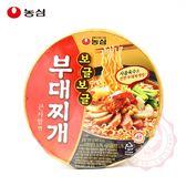 韓國 農心部隊鍋風味碗麵109g【庫奇小舖】碗裝