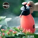 美樂棵氣壓式噴壺澆水壺家用澆花消毒園藝綠蘿綠植高壓塑料噴霧器 3C優購