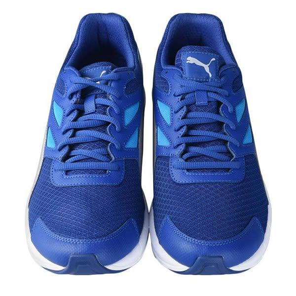 Puma Driver 男 黑 白 藍 休閒運動鞋 輕量慢跑鞋 低調簡單 18906109