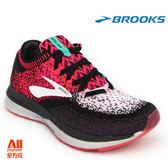【BROOKS】女款避震型慢跑鞋 BEDLAM -黑桃紅(721B656)-現貨/預購【全方位運動戶外館】
