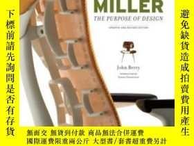 二手書博民逛書店Herman罕見Miller: The Purpose Of Design, Updated And Revise