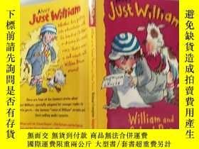 二手書博民逛書店William罕見and the School Report and Other Stories:威廉和學校的報告