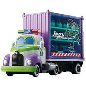 玩具總動員 Takara Tomy 日版 Disney迪士尼 巴斯光年貨櫃車