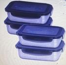[COSCO代購] W131194 JVR 不鏽鋼保鮮盒含蓋8件組-方形 700毫升