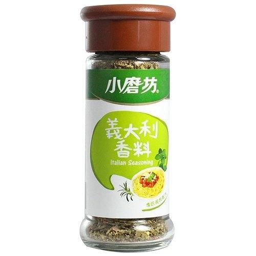 小磨坊 義大利香料 10g/瓶【康鄰超市】