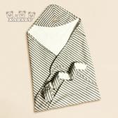 【金安德森】KA棉質經典卡條紋包巾(春夏款)