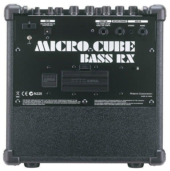 【金聲樂器廣場】Roland MICRO CUBE BASS RX Bass 貝斯音箱
