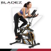 【BLADEZ】951C SPIKE-Y E.MC雙合金程控飛輪健身車