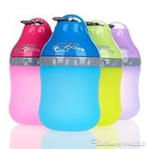 休普便攜貓咪飲水壺貓咪水滴型喂水器貓喝水器外出水瓶寵物用品 阿卡娜