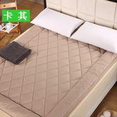 床墊   愛思縵加厚床墊1.8m床1.5米床褥子墊被可折疊雙人軟墊榻榻米護墊ATF 蘇迪蔓