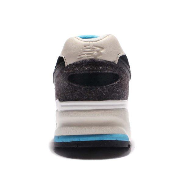 【六折特賣】New Balance 999 系列 復古經典慢跑鞋 黑 藍 米白 百搭熱銷款 女鞋 【PUMP306】 WL999MMAB