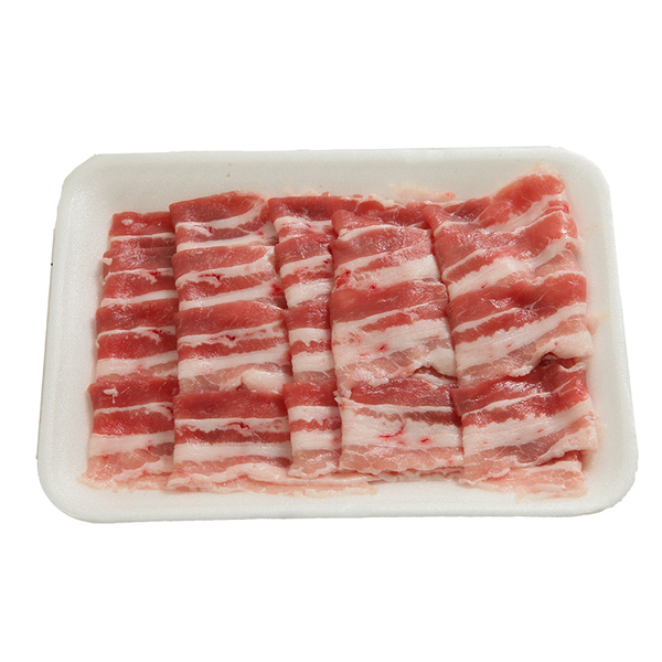豬五花涮肉片(火鍋用)160g