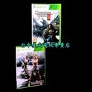 【全新角色扮演2片組】 XB360原版片 XBOX 360 末日危城3+太空戰士13-2 FF13-2 【中文】星光