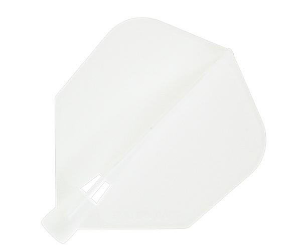 【Harrows】CLIC Shape White 鏢翼 DARTS