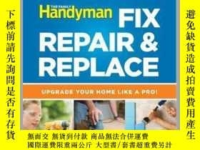 二手書博民逛書店Fix,罕見Repair & ReplaceY410016 Editors of Reader... Read