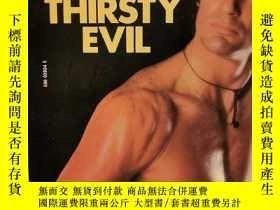 二手書博民逛書店戈爾·維達爾罕見A Thirsty Evil by Gore V