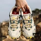 登山鞋防水防滑戶外鞋履輕便運動鞋男徒步女鞋【左岸男裝】