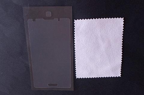 晶鑽手機螢幕保護貼 LG Optimus L7II(P713) 抗炫 光學級材質 亮面