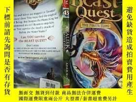 二手書博民逛書店Beast罕見Quest :The Water Snake 野獸任務 :水蛇Y200392