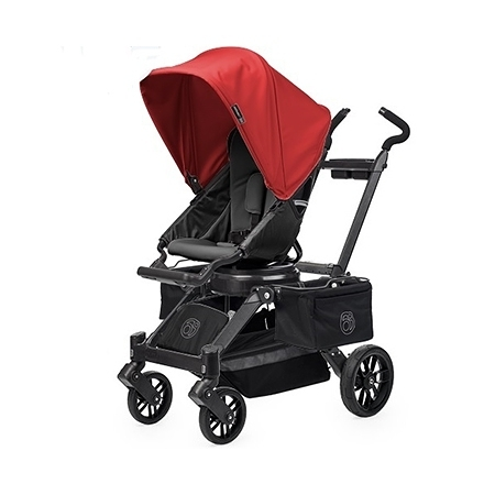 Orbit baby G3 黑座椅 功能超級強大的全方位嬰兒推車-redO[衛立兒生活館]