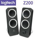 【免運費】Logitech 羅技 Z200 音箱系統 (黑色)