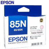EPSON 856N原廠墨水匣T122600 (淡紅)原T085600