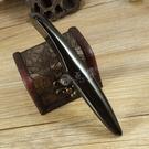 按摩器材 點犀超夯天然水牛角穴位按摩刮痧半邊棒拍痧板撥筋點穴筆