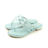 HUMAN PEACE 涼鞋 淺藍色 女鞋 no013